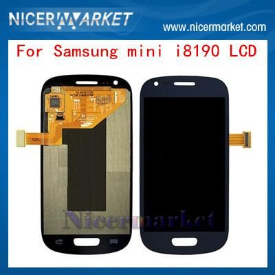LCD AssemblyFor Samsung Galaxy s3 i8190 LCD For GALAXY S3 MINI i8190  — 2839 руб. —