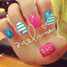 Instagram photo by nailcandii #nail #nails #nailart