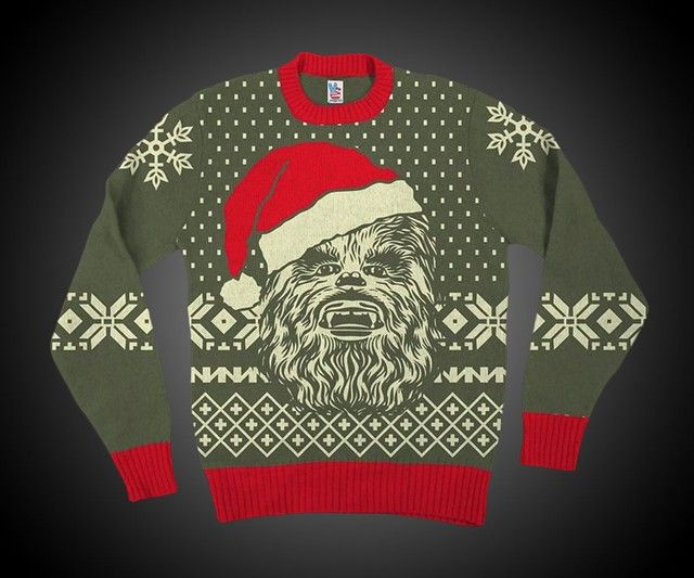 Star Wars Ugly Christmas Sweaters / TechNews24h.com #technews24h