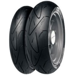 Daily Buy - Continental Conti Sport Attack OEM Tire Front for 990 SuperMoto R 10-11