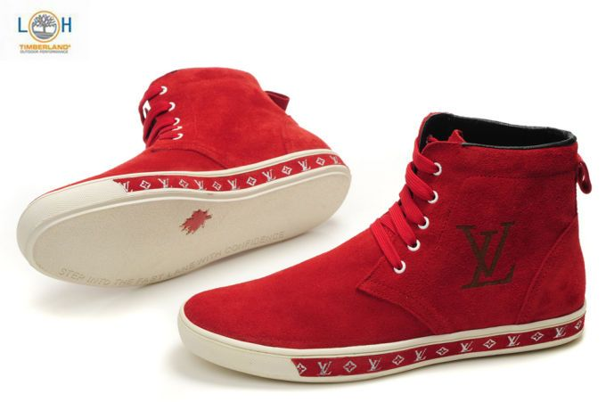 $59 for LOUIS VUITTON High Men Shoes. Buy Now!  http://hellodealpretty.com/LV-High-Man-004-productview-148347.html #LOUIS_VUITTON #Men #Shoes