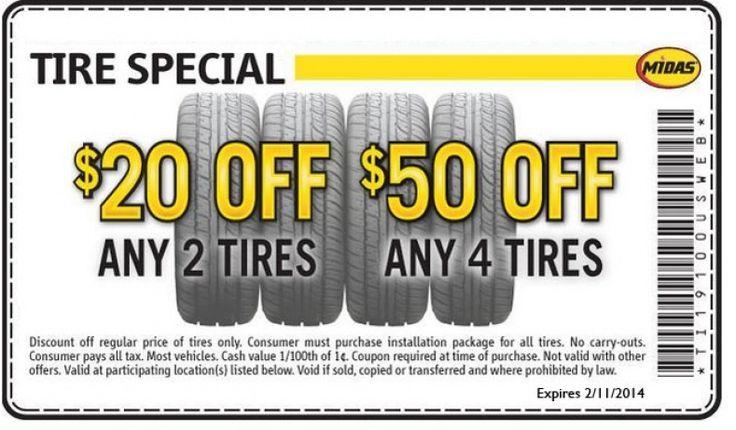Discount Tire Alignment Prices