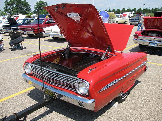 1963 Ford Falcon Trailer | Ford Falcon | Ford falcon, Ford, Camper
