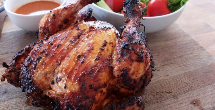 Zin in iets anders vanavond? Maak dan eens Portugese kip Piri Piri!