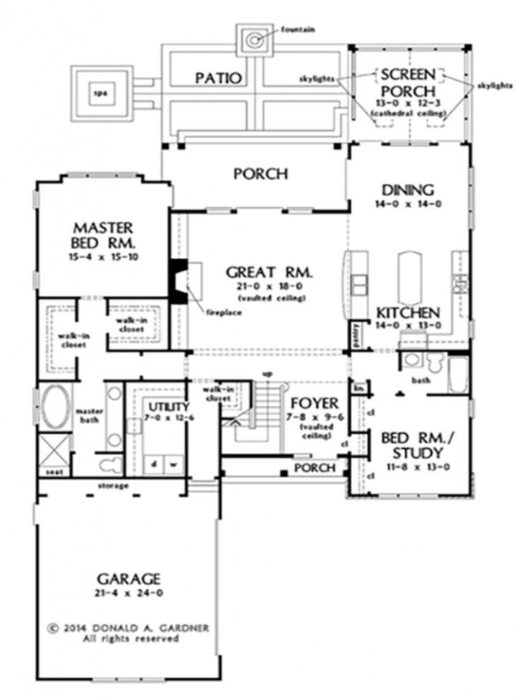 Best Floor Plans Images On   Floor Plans