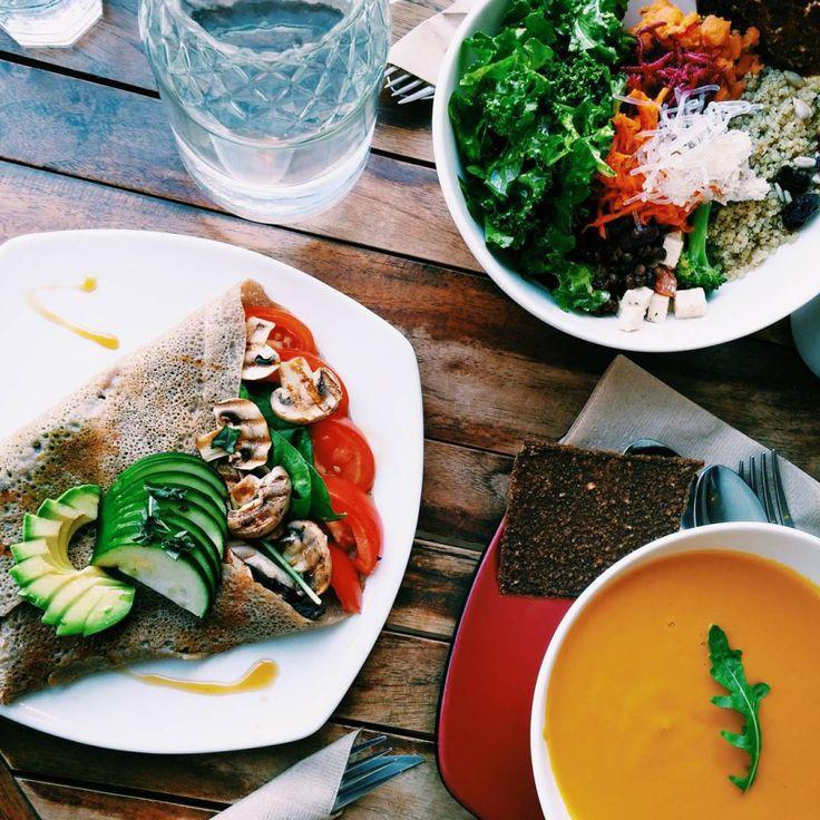 The 20 Best Vegetarian Restaurants In Toronto 2015