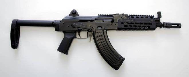 New KREBS Custom PD-18 AK Pistol - The Firearm BlogThe