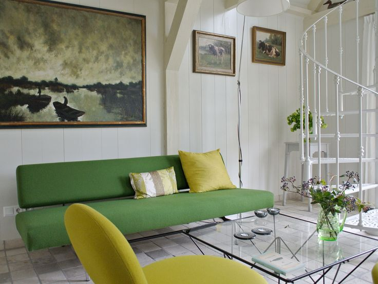 <p>The Dutch take pride in being a savvy and hospitable nation—no wonder there are so many modern bed and breakfasts in the Netherlands.</p>
