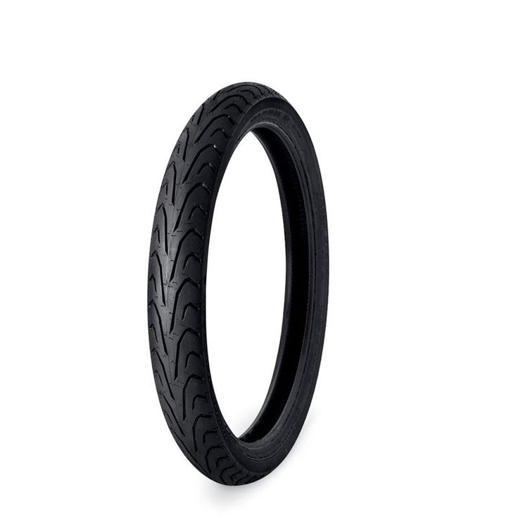 Dunlop Performance Tire - GT502F 80/90-21 Blackwall - 21 in. Front - 43117-09