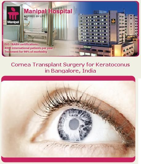 Looking out the window has become a sad moment for you?  #Keratoconus diagnosis may be a hard one to digest, especially since you may find yourself on a long waiting list for a cornea donor.