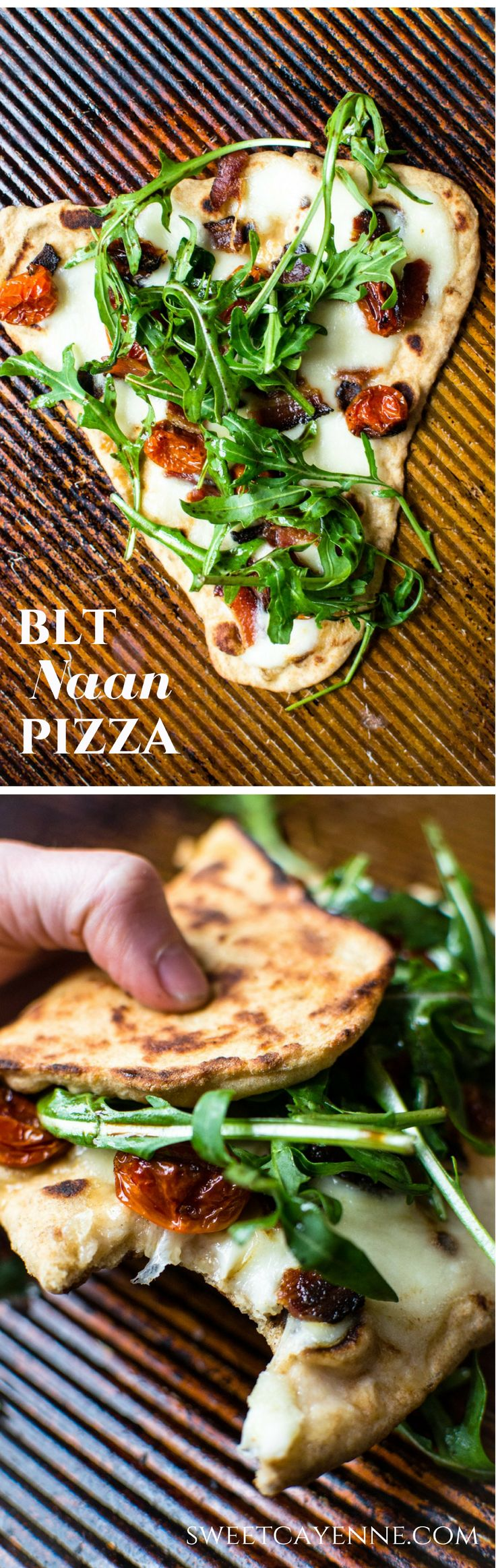 Blt Naan Pizza €� A New Weeknight Favorite