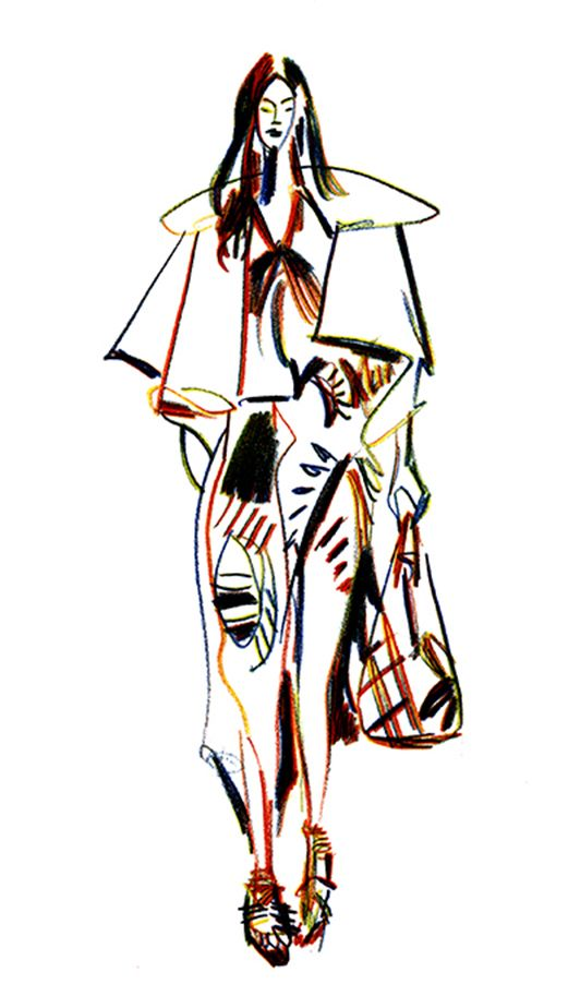 'The truly fashionable are beyond fashion.'  Cecil Beaton  #NINAFUGA #INRESIDENCE #REDMAGAZINE #STYLE #FASHION #ART