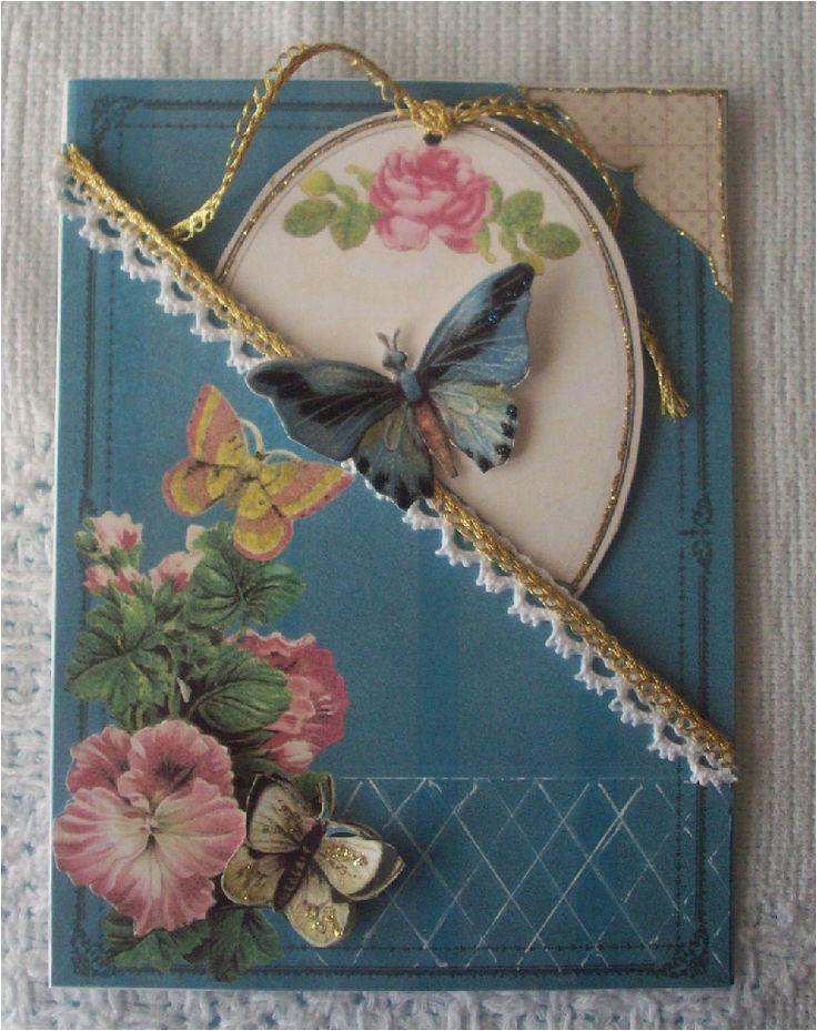 Victorian Card #3 - Scrapbook.com