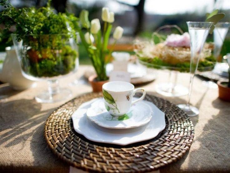 mothers day cup table decor design
