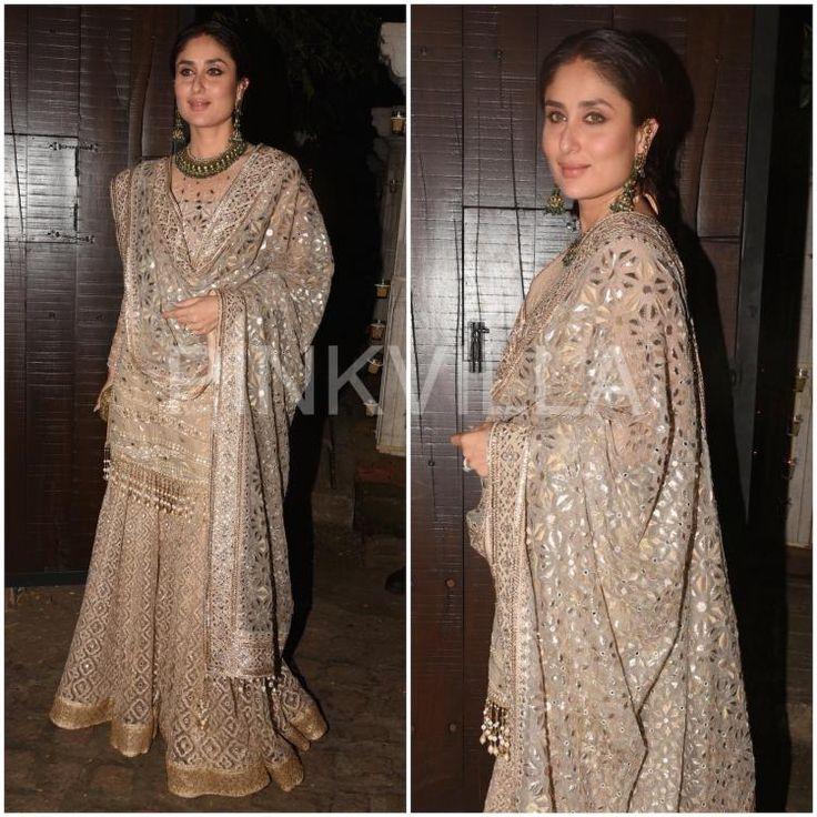 Celebrity Style,kareena kapoor,tarun tahiliani,tanya ghavri,diwali
