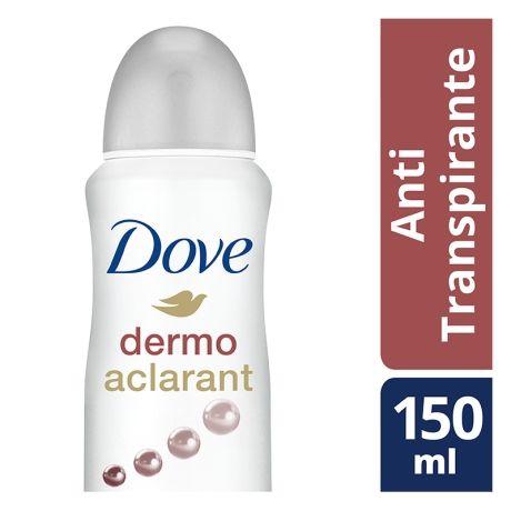 Desodorante Aerosol Dove Dermo Aclarant 150ml/89g