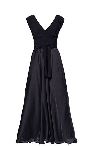 SACHA DRAKE Cate Dress in Black. Long Luxurious Black Dress. Formal Dress. Prom Dress. Black Bridesmaid Dress. Voluminous Evening Dress. SACHA DRAKE Signature Collection. Bridal. Satin Black Dress. Formal Maxi Dress. Black Maxi Dress. Little Black Dress. Good dress for big boobs. Large Bust. Stretchy Bodice. Cap Sleeve. Sleeveless. LBD.