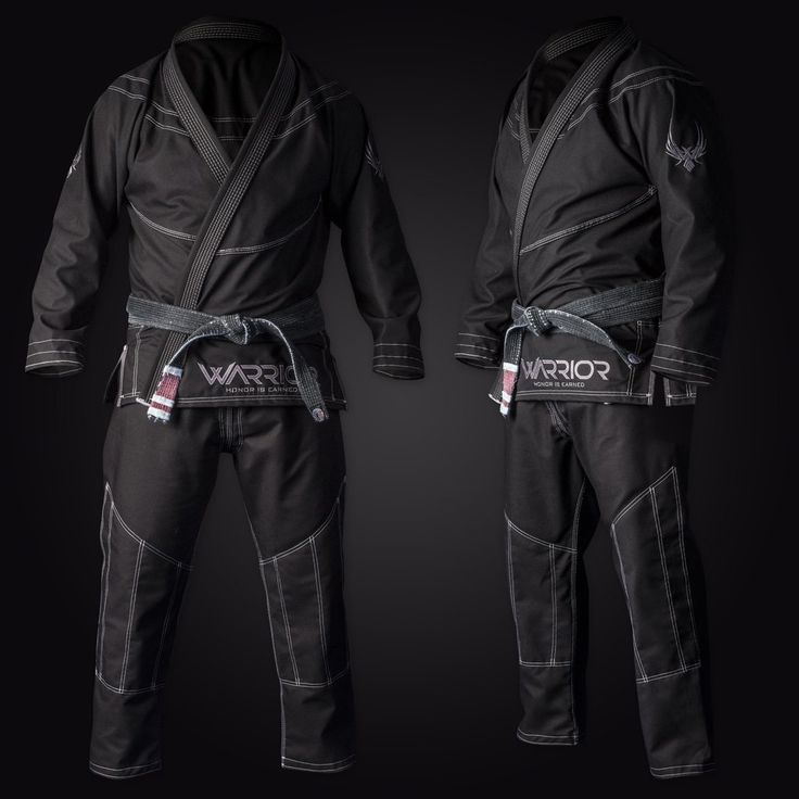 2017 APACHE JIU-JITSU GI - Made in USA