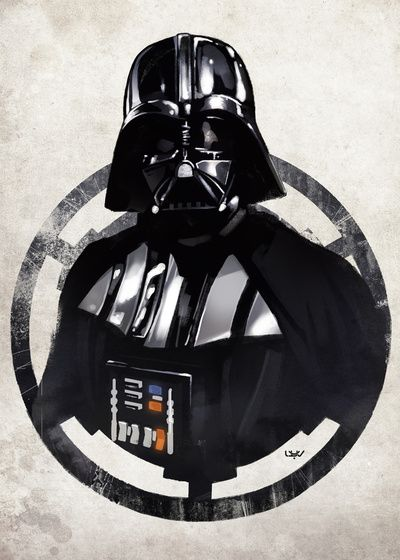 Darth Vader is so cool, he is one of my favorite bad guys in star wars