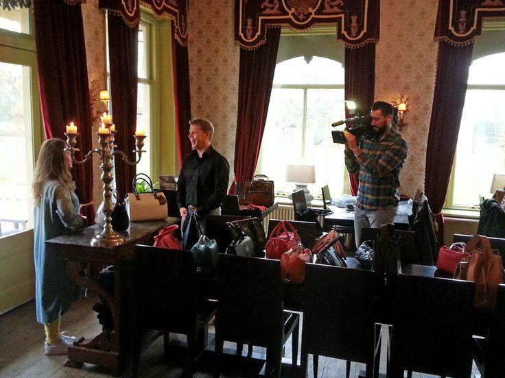TV opname LifestyleXperience RTL 4 - Fachera.nl  #rtl4 #rtl5 #facheranl #peterkent #gabrielafiori