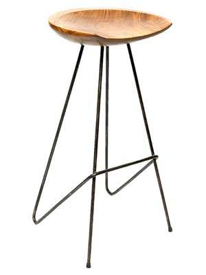 A (Refined) Industrial Stool