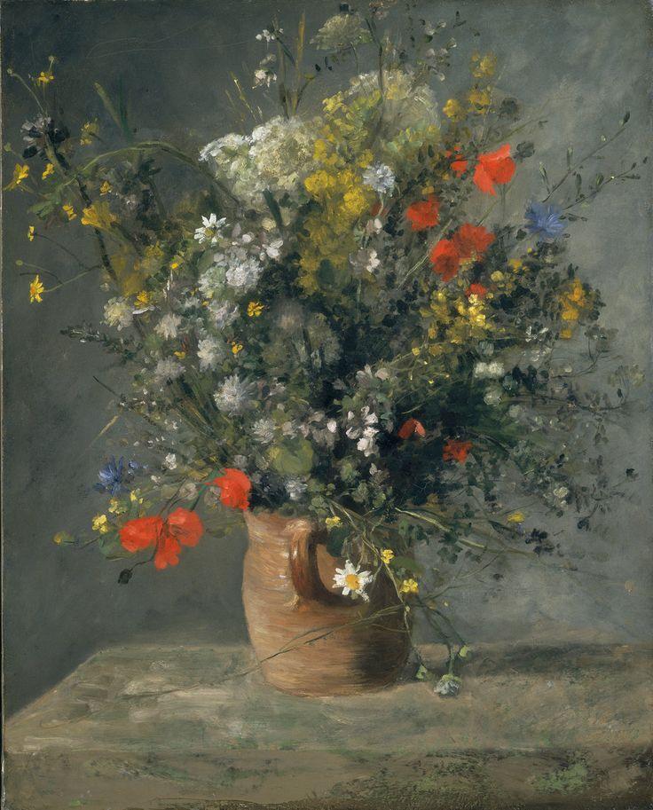 Pierre Auguste Renoir Paintings Pierre Auguste