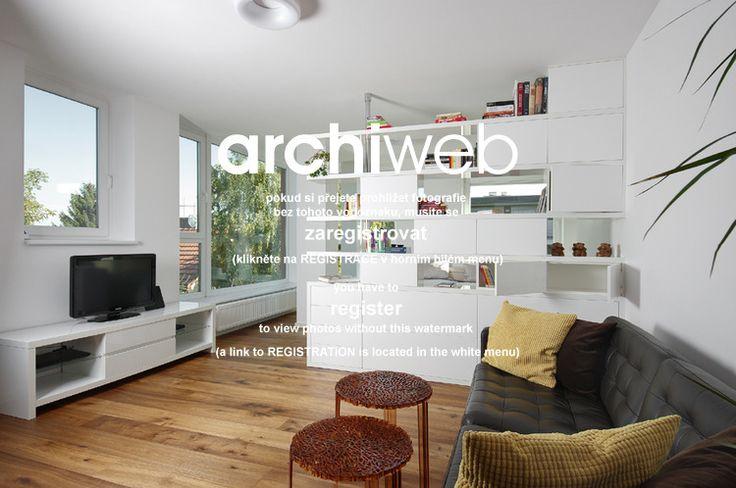 archiweb.cz - Úprava bytu v novostavbě, Praha-západ
