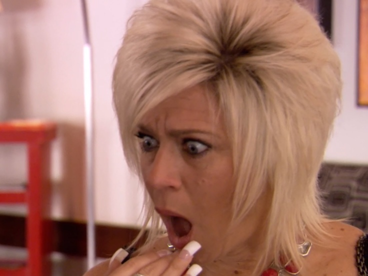 'Long Island Medium' runs into a ghost at a haunted hotel: theclicker.today.... (Photo: TLC)