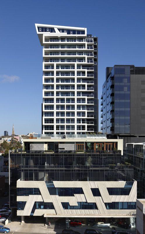 7 Yarra, Bird de la Coeur Architects Photos: Dianna Snape