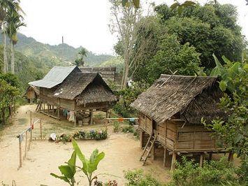 Mamasa op Sulawesi