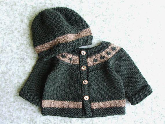 Baby Girl Clothes Purple Wool Pinwheel Cardigan