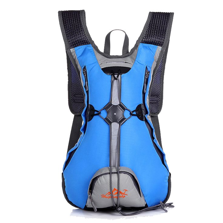New Men Women Cycling Backpacks Outdoor Sport Backpack for Bicycle Running Travel Hiking Equipment Helmet Net Backpacks mochilas