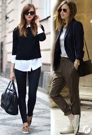 Resultado de imagem para roupas feminina preta