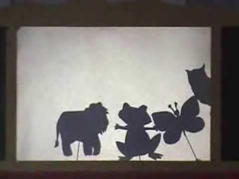 Teatro de sombras chinas