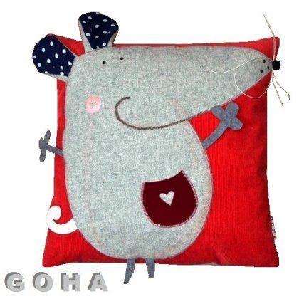 wesoła mycha | Cojines - Pillow 2 | своими руками | Постила