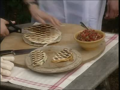 How to Make Quesadillas on the Grill - Martha Stewart Food