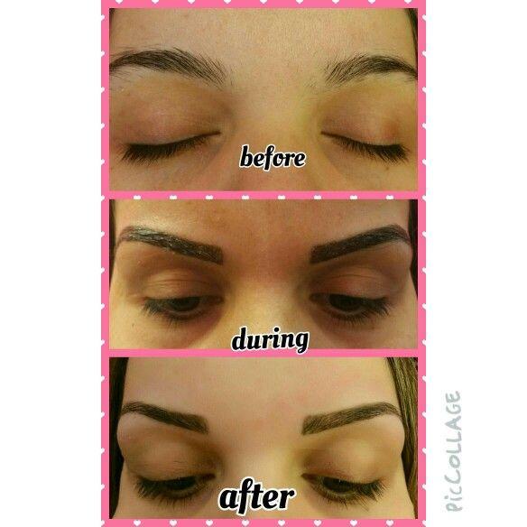 Eyebrowns Micropigmentation
