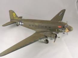 Douglas C-47 Airfix 1/72