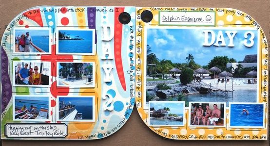 Coming back from or going on a cruise this summer? Keep your memories in a fun way like this! (h/t: @sdoparis): Scrapbook Ideas, Cruises Scrapbook, Minis Books, Scrapbook Disney, Disney Ideas, Crui Scrapbook, Fun Ideas, Disney Scrapbook, Disney Cruises