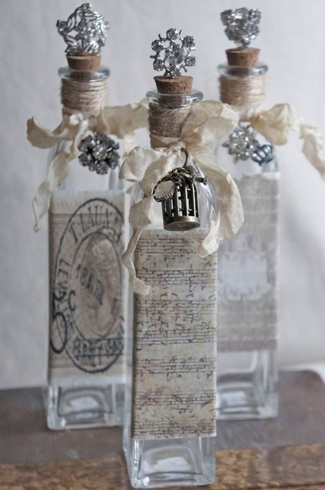 17 images about Altered Bottle Inspiration on