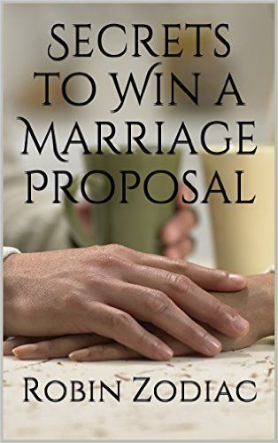 This is a year's guide to obtain a proposal. Relationships are an emotional process and go in cycles that have predictable timeframes to expect difficult issues and outbursts of euphoria. It is geared towards women, but men will applaud the advice.