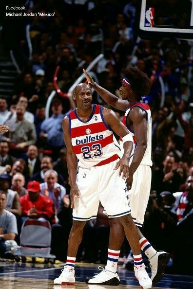 The GOAT and Kwame Brown in D.C.