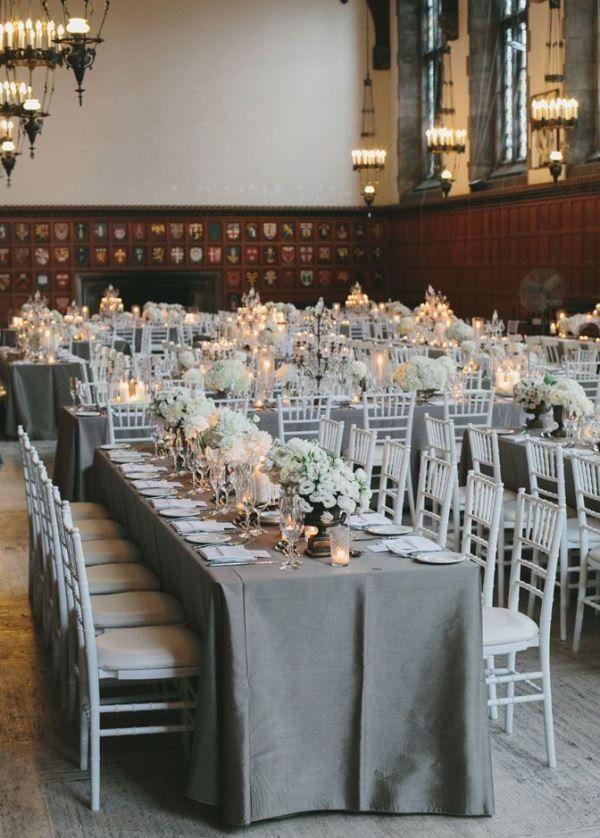 Silver Wedding Trend 2