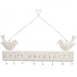 I Love My Necklaces Vintage Bird Hooks £12