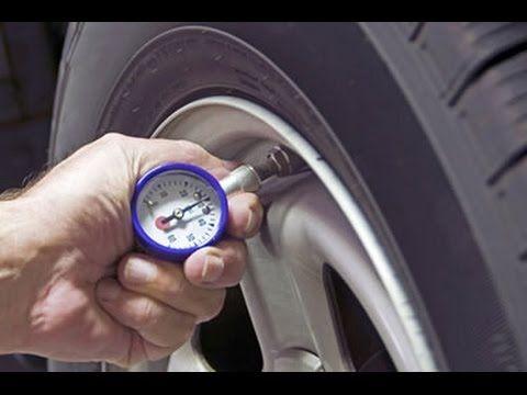 Какое давление должно быть в шинах автомобиля. Тест - YouTube