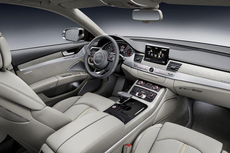 2014 Audi A8 L W12 quattro #AudiHuntValley