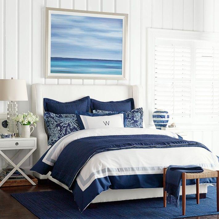 Taylor Bed & Headboard | Williams-Sonoma