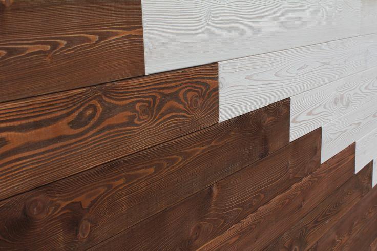 Различная длина панелей позволяет подбирать их таким образом при монтаже, чтобы места стыков не совпадали в соседних рядах.