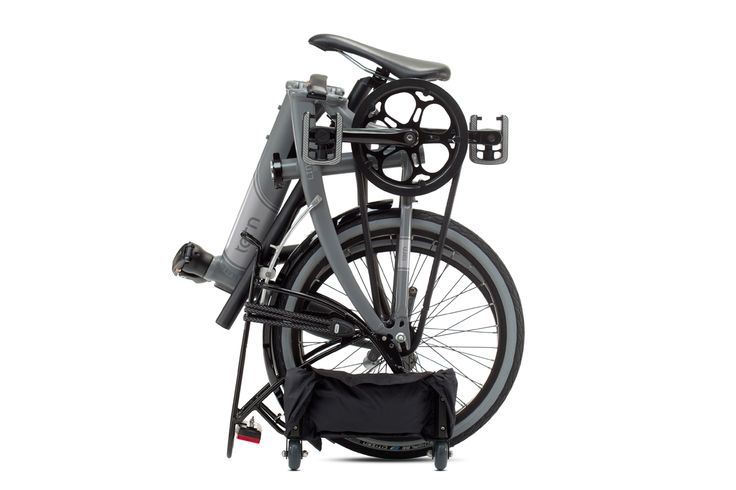 Trolley™ Rack | Tern Folding Bike and Folding Bicycle Accessories | Japan