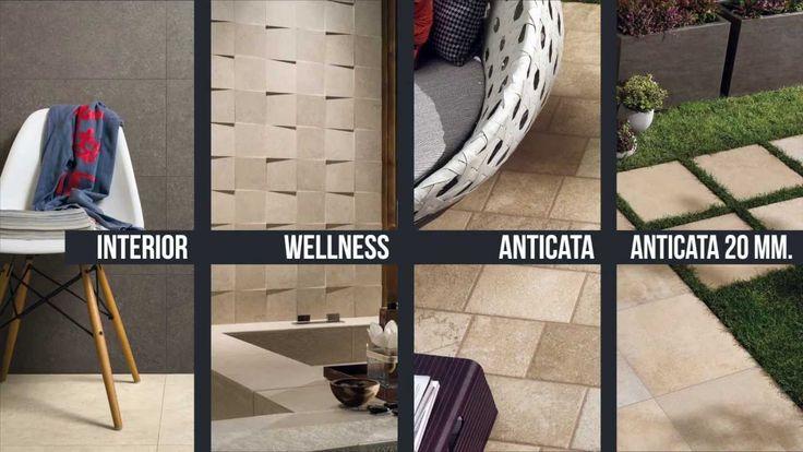 Ucelený design interiérových a exteriérových dlažeb...